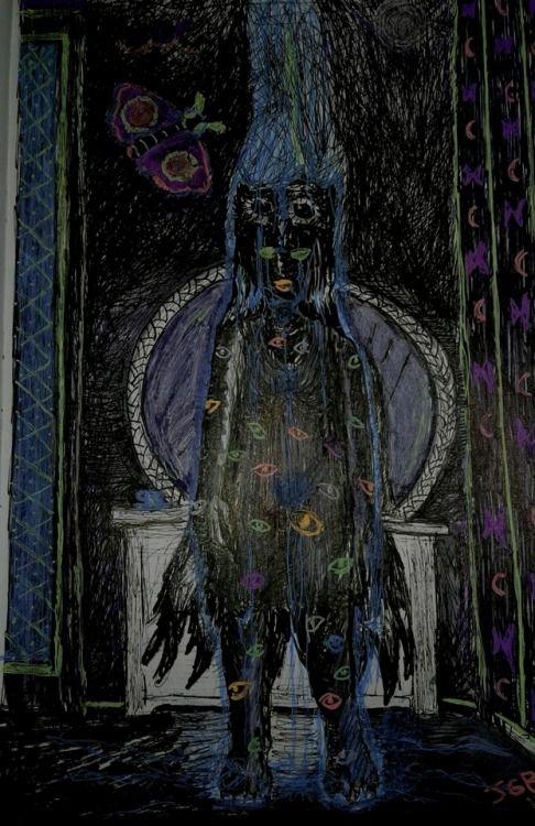 Lunar Consciousness - jgblitz | ello