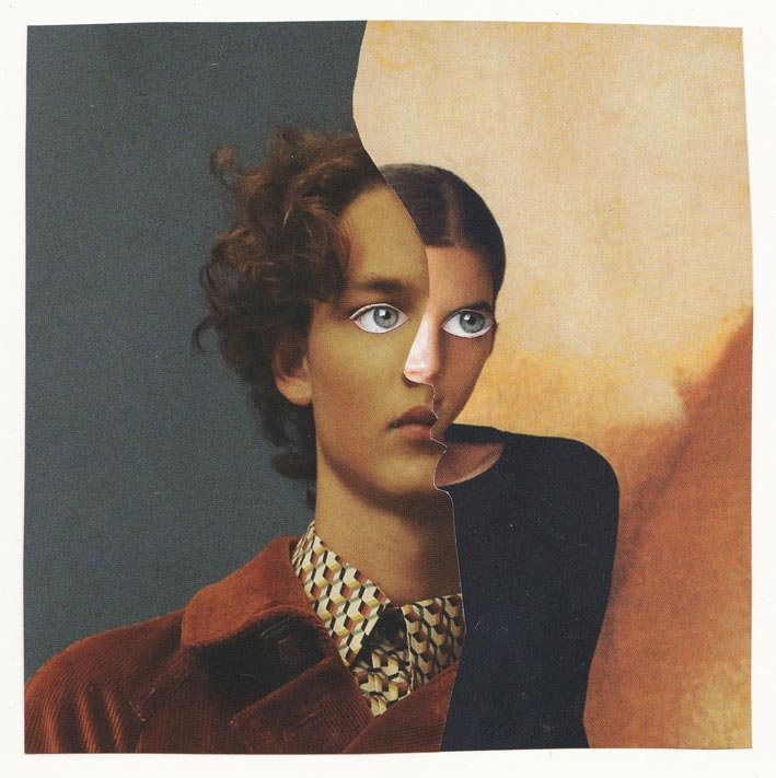 Madness. handmade collage, Nove - ewalook | ello