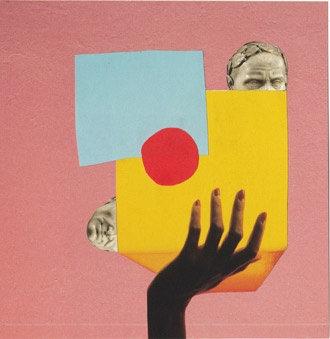 Untitled. handmade collage, Aug - ewalook | ello