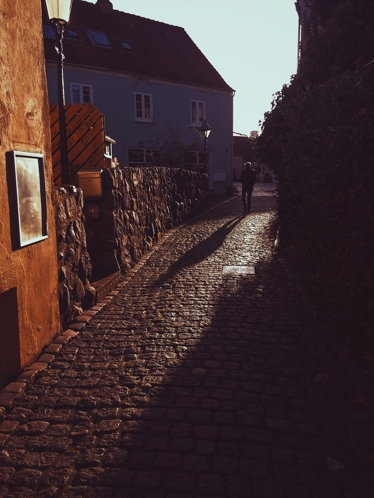 cobbles, streetphotography, Ebeltoft - and_jorgensen | ello