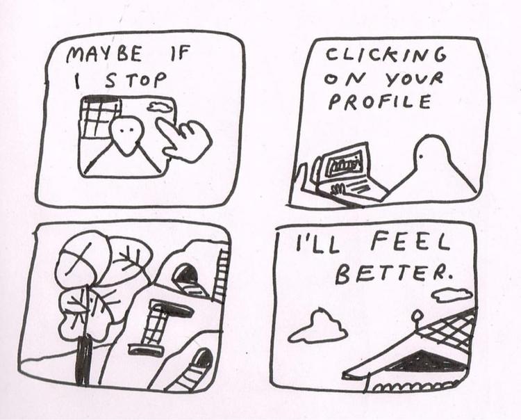 comic, art, doodle - stolenchapstick | ello