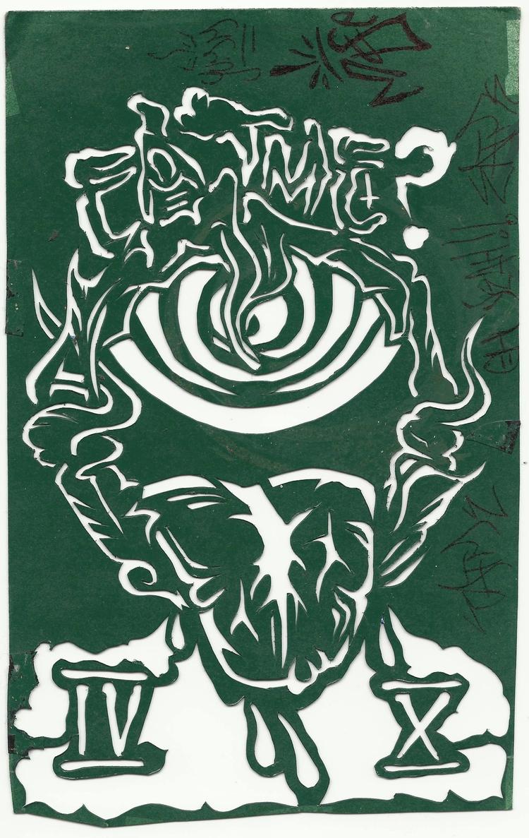 Stencil - eat_me | ello