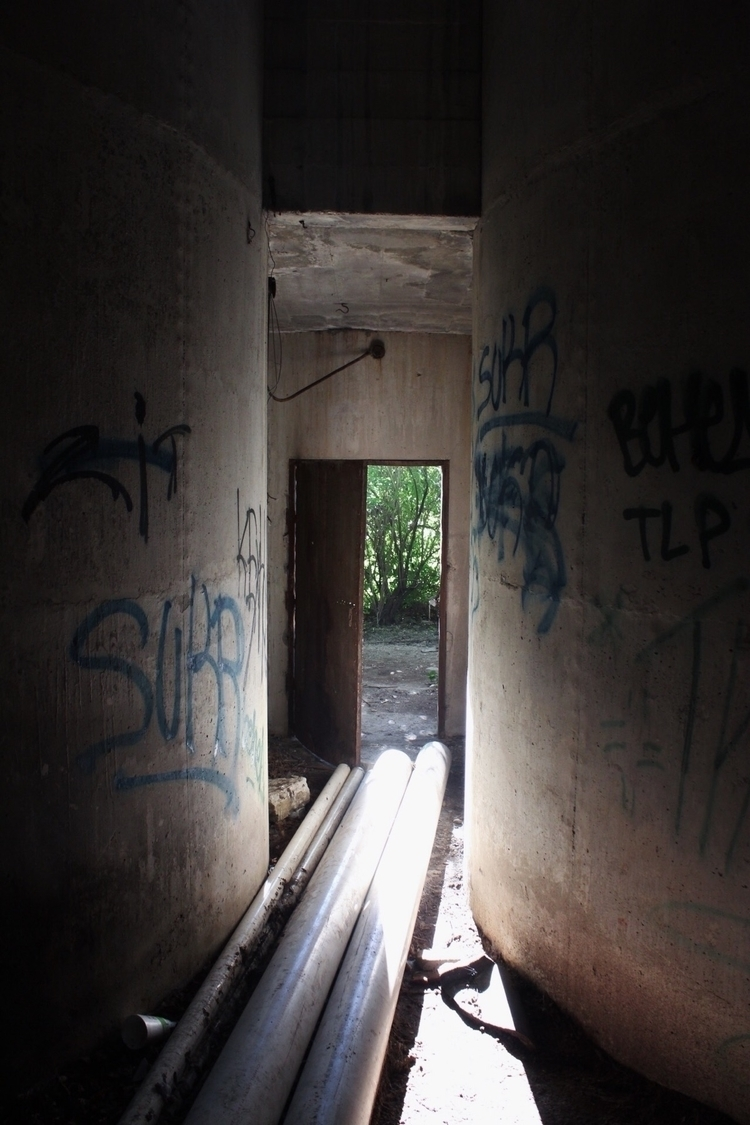 Abandoned factory, Dayton Ohio - xgh | ello