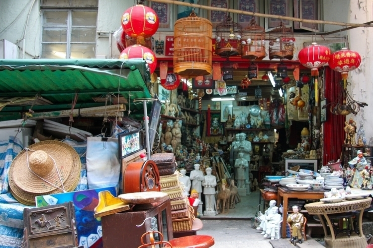 Streets, Sheung Wan, Hong Kong - candychann | ello