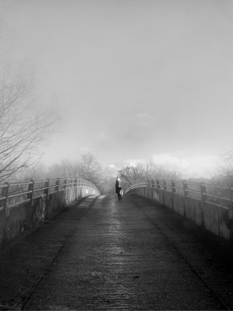 Mist, Standing - Iphone, iphoneography - thatrichardjohnson | ello