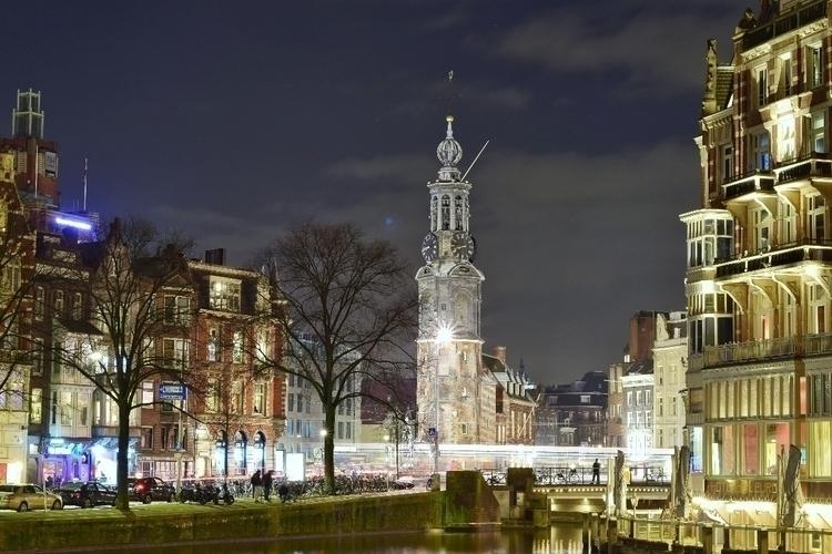 NightPhotography, NikonNL, Amsterdam - rollingcamera | ello