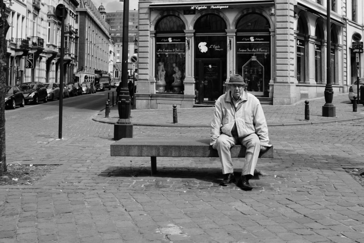 Woman, Man, good place + - Fujifilm - capturerlinstant   ello