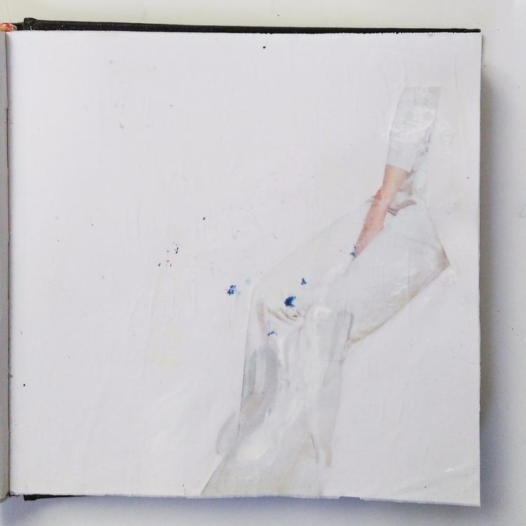 Page 58/70 book. handmade - collage - aria_anastasiou | ello