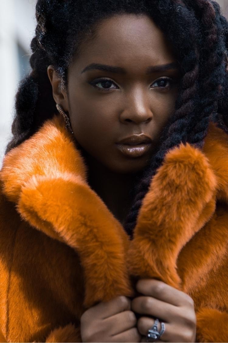 Fresh Coat - melanin, furcoat, natural - ogpeterparker | ello