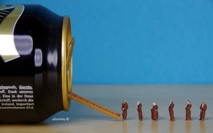 H0, Miniatures, MonksCathedral - ulisminis | ello