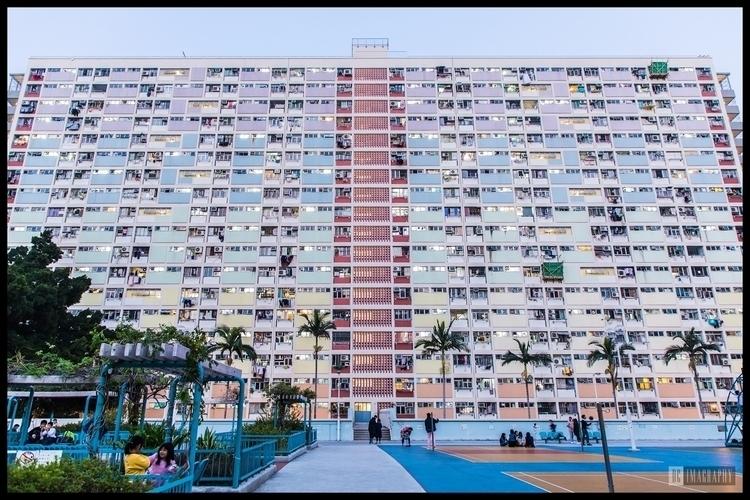 HongKong, WongTaiSin, RainbowEstate - dcmiracle | ello