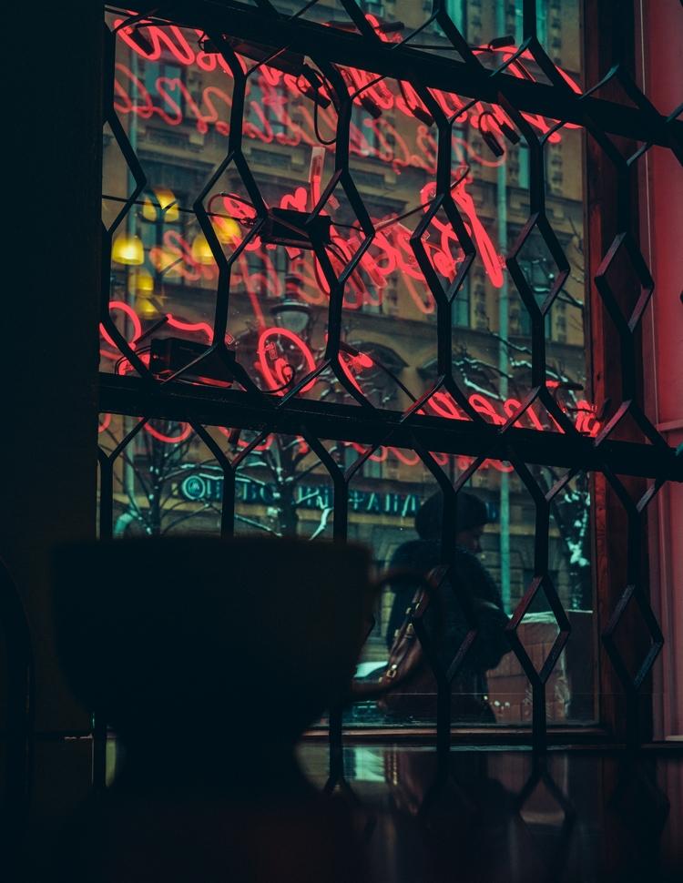 cup coffee - russia, photography - viktor-balaguer | ello