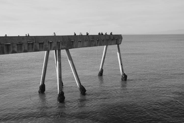 Photo Essay: Pacifica Pier day  - sohail | ello