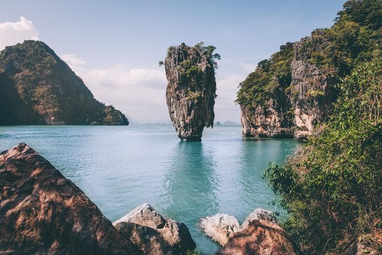 James Bond Island, Thailand - trevordernai | ello