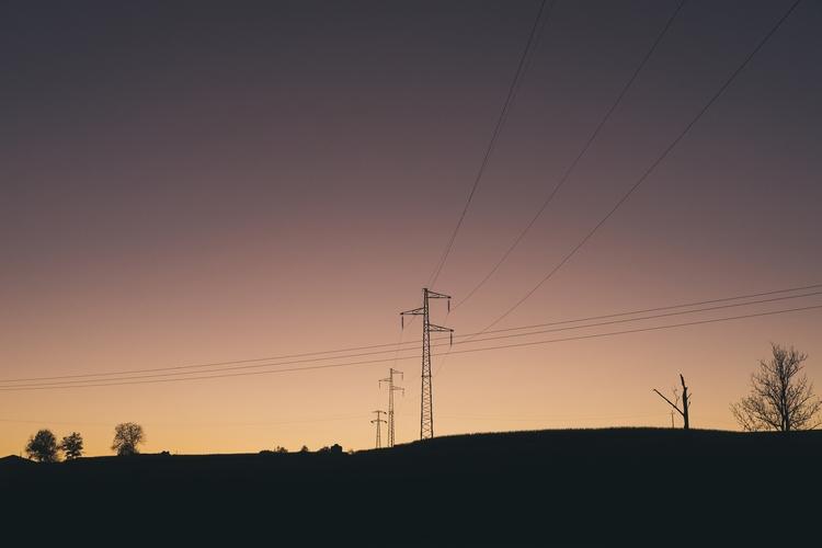 PYLONES - fujifilm, landscape, photography - yooyye | ello