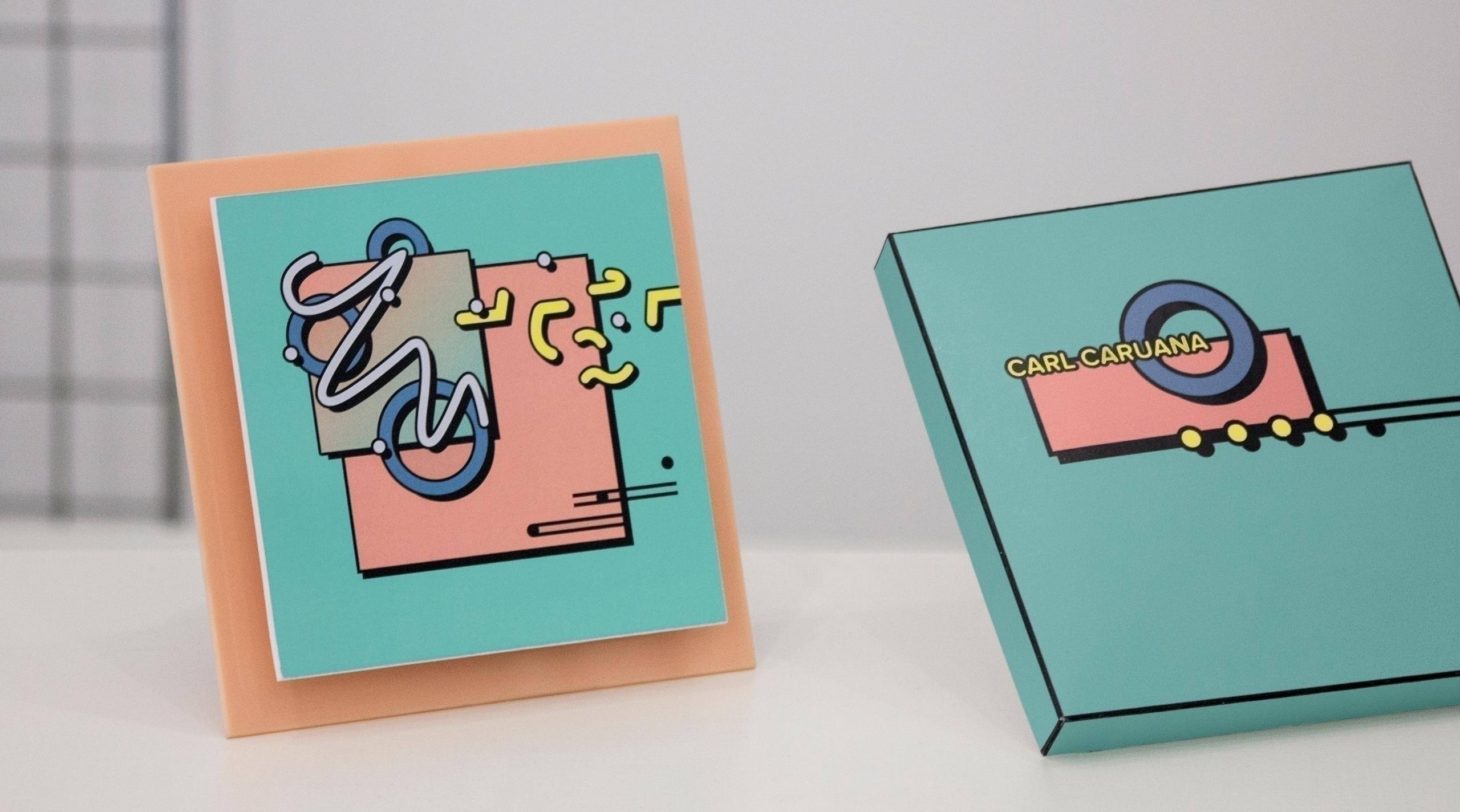 GIVEAWAY UPDATE! - Box 1 Print  - carlcaruana | ello