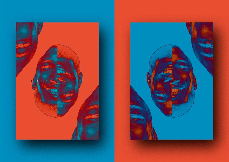 Fooler - poster, abstract, concept - vissotto | ello