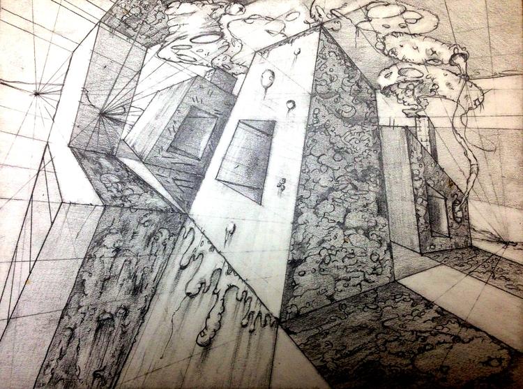 Daily sketches pencil board. 8x - mattaken | ello