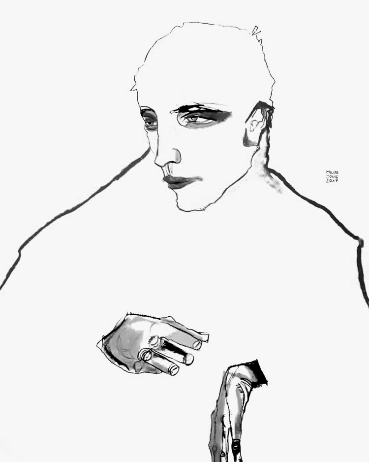 Muse | 2017 - milosjovic | ello