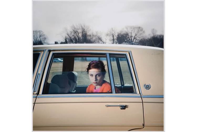 Cig Harvey, Pale Yellow Cadilla - bintphotobooks | ello