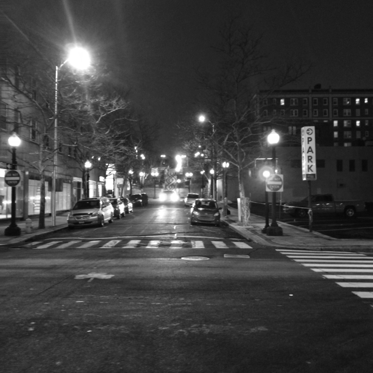 Fairfield Ave Broad Street Webs - photografia | ello