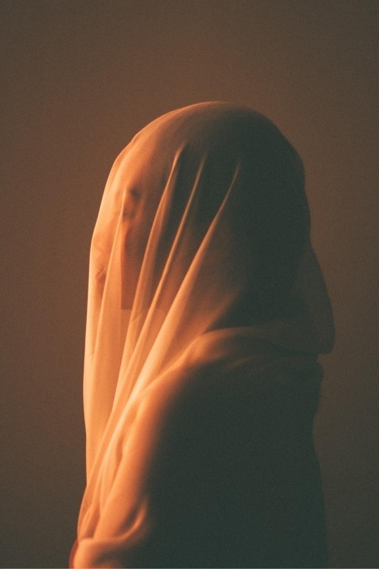 Veiled • Part - warm, veil, woman - junessa | ello
