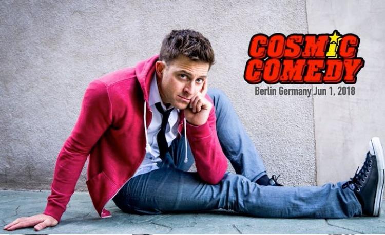 Cosmic Comedy Special (USA) Fri - neil_numb | ello