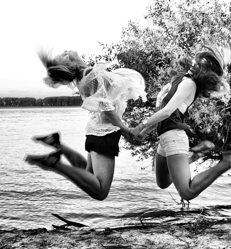 gravity - blackandwhite, jump, jumping - cornelgin | ello