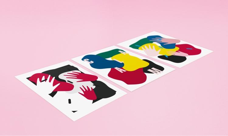 Care Illustrations. Littlehands - zascalon | ello