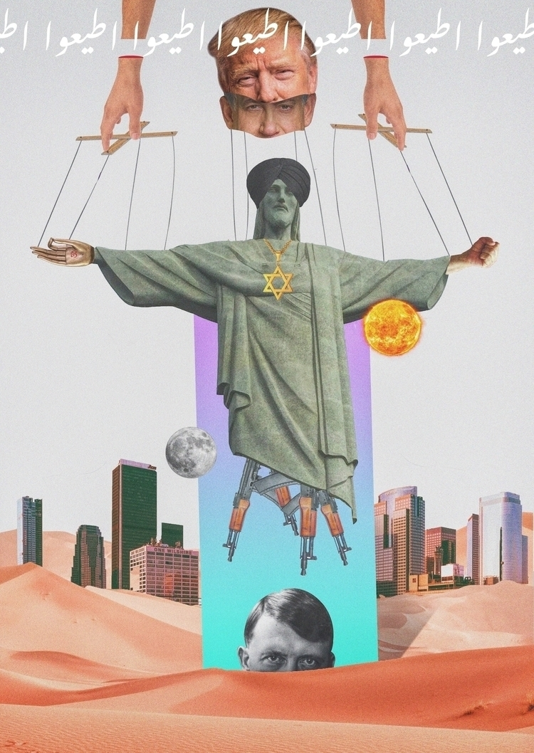 Kill, lord - ello, collage - abdohassan | ello
