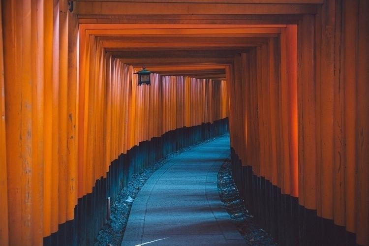 Kyoto Travel: Fushimi Inari Tai - mrdurian | ello