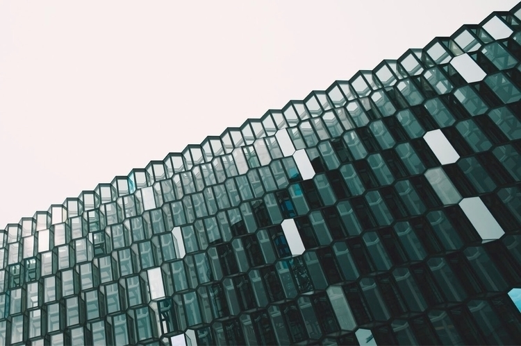 Teal - architecture, teal, summer - rrosemarie | ello