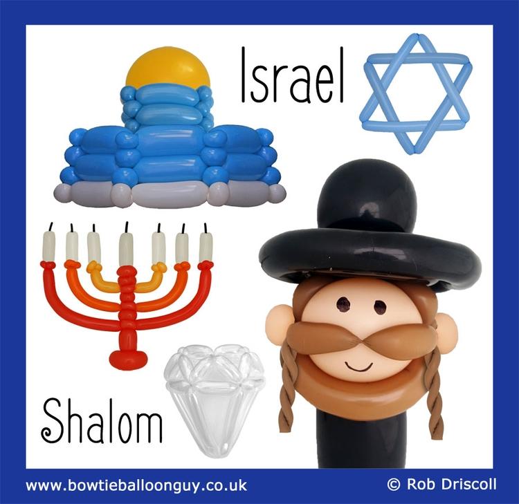 Balloon World - Israel Shalom,  - magirob | ello