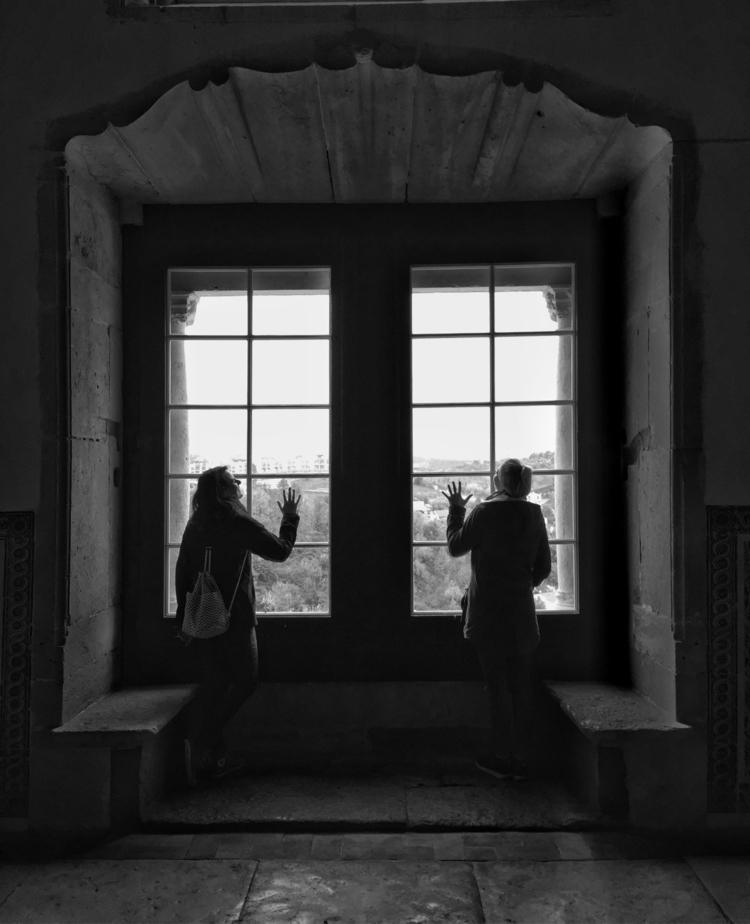 window, view, monastary, portugal - stefanmatzke | ello