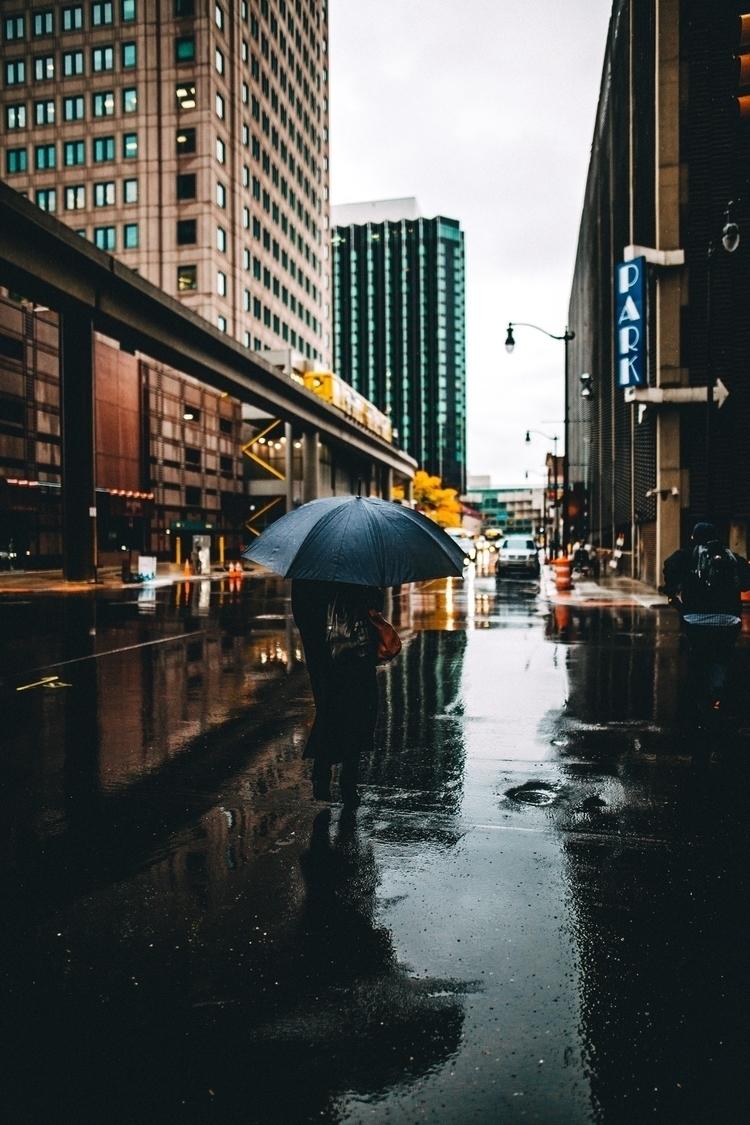Chance Rain - detroit, street, streetphotography - lowg | ello