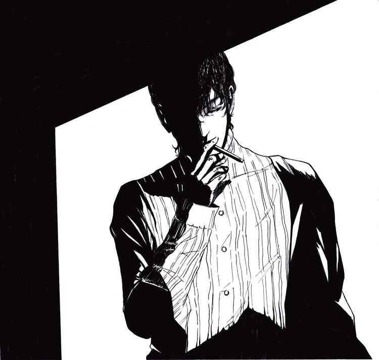 12072015 Noir Lonely - zerosympathy | ello