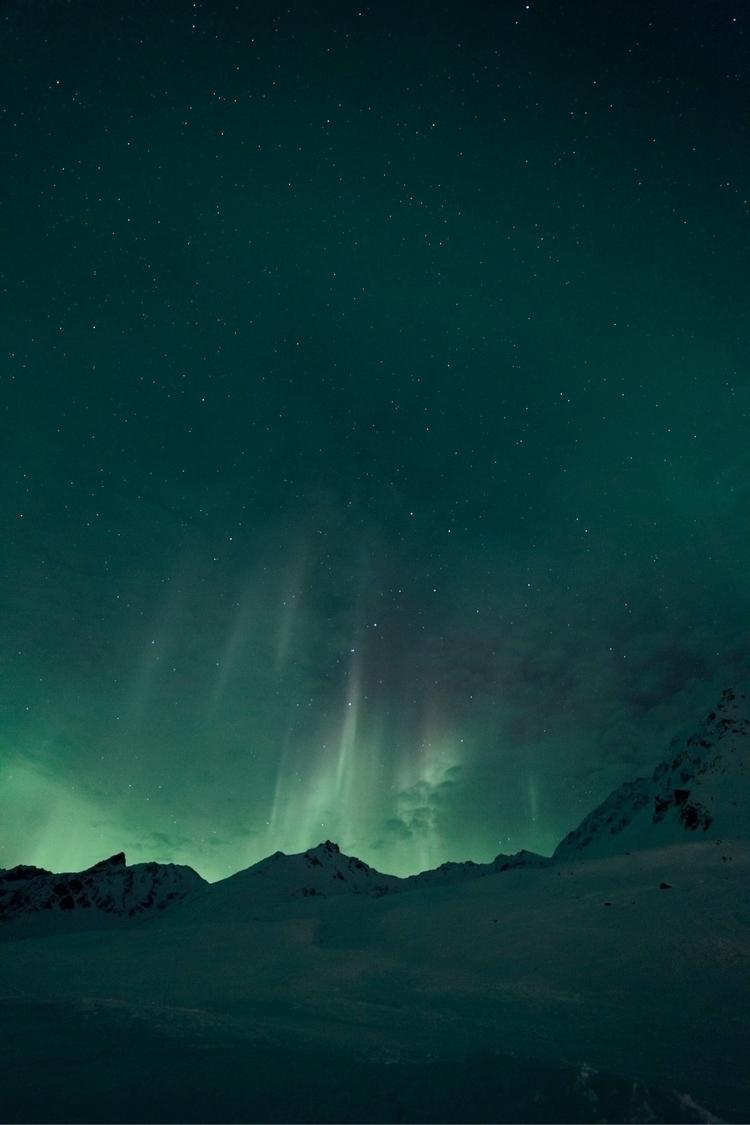 Aurora Borealis Hatcher Pass, 2 - bradcarter | ello