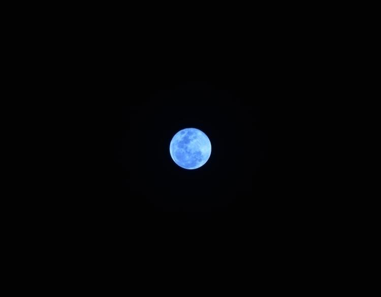 Blue Moon 31 January 2018 Madei - euric | ello