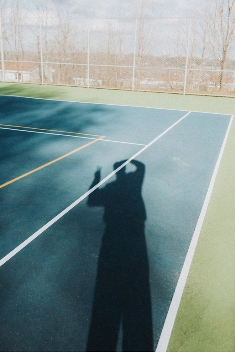 Halifax, tenniscourt - chillinwithbernie | ello