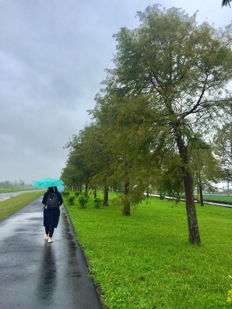 dear lady kind romantic walking - ningjc | ello