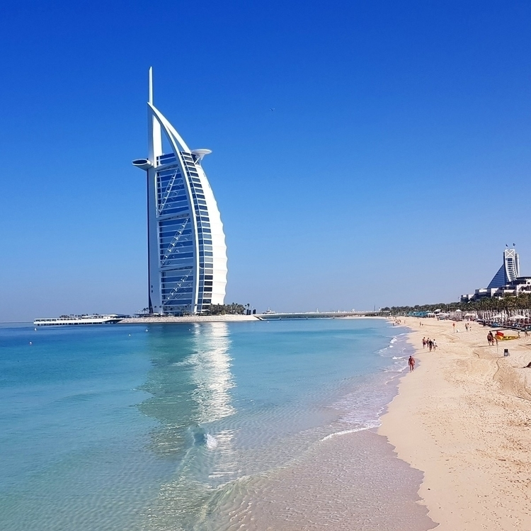 Burj Al Arab, Dubai - architecture - ivanaorbis | ello
