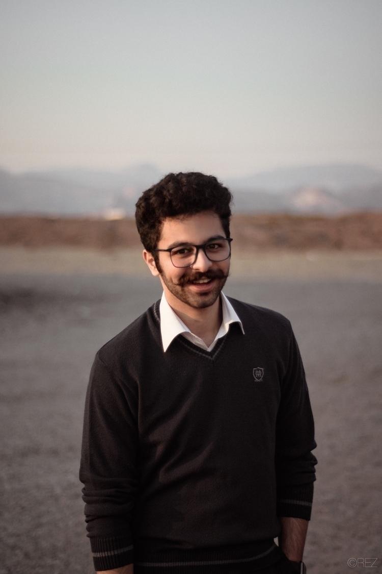 Mohammad / Jan 2018 Afternoon P - mohammadali_razizadeh | ello
