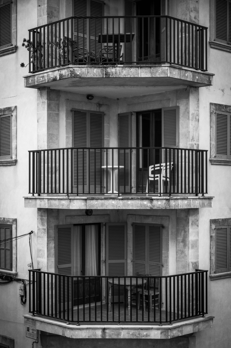 touristic cities mallorca empty - ale_x_posure | ello