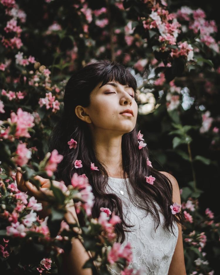 Model: Lindsay Navarro - portraits - djuansala | ello