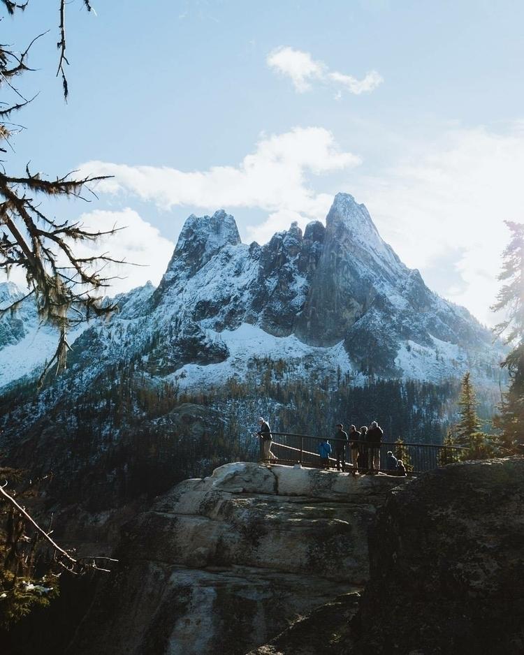 Washington Pass views - nature, pnw - gradymoran | ello