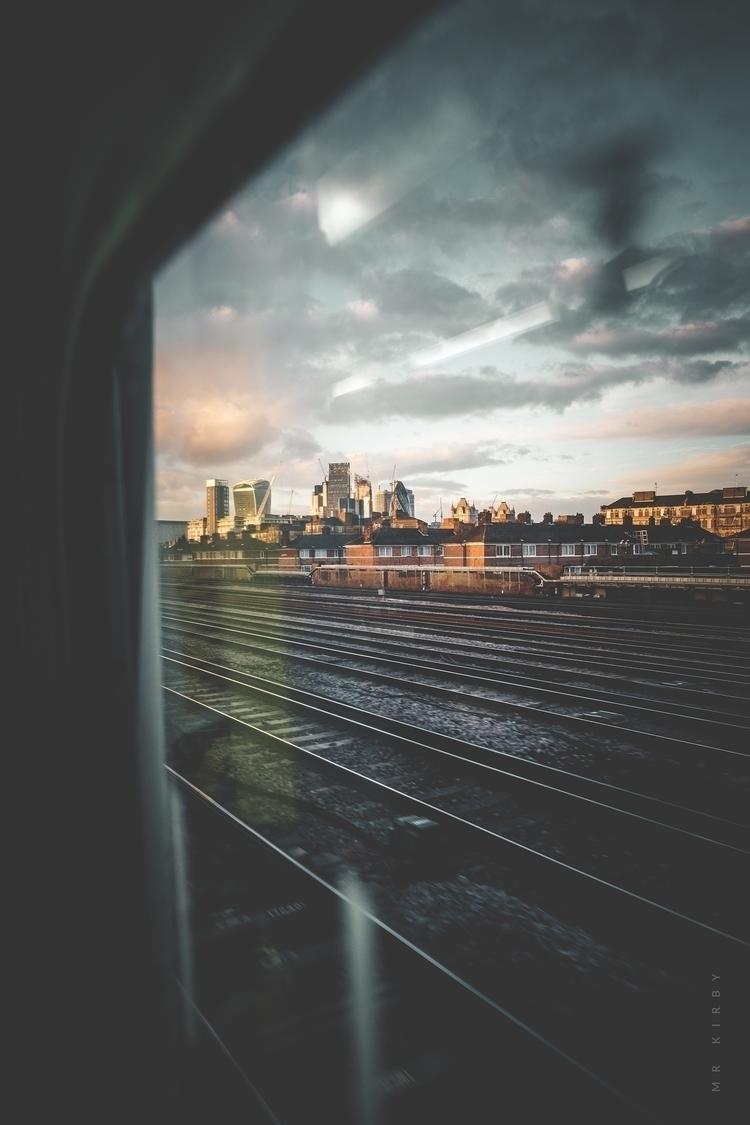 London Bound - london, streetphotography - mrkirby | ello
