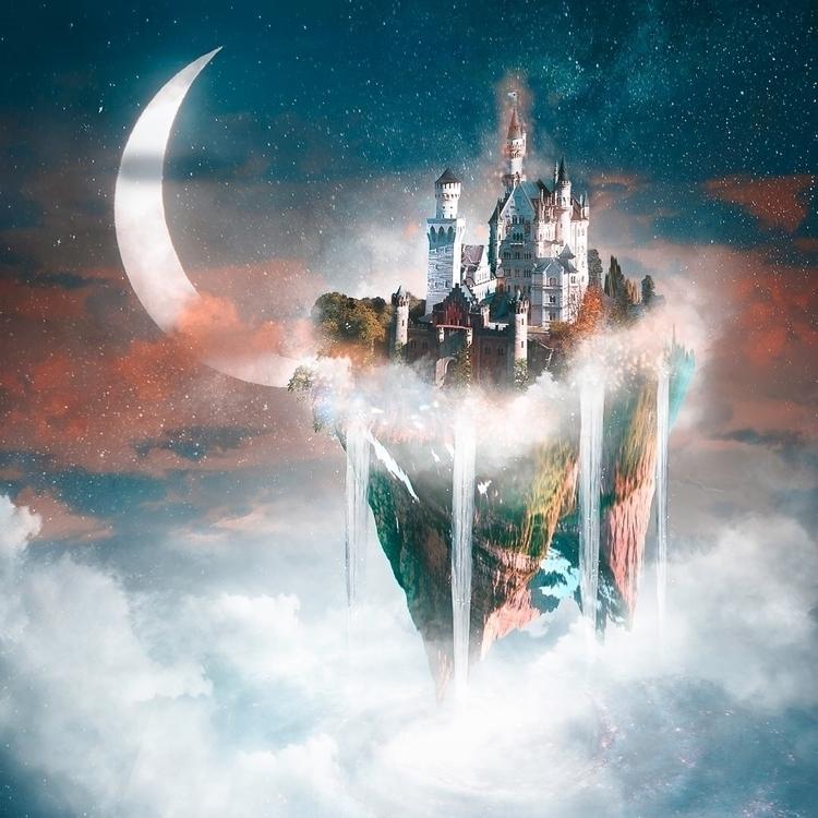 Fortress Heavens - nadaski | ello