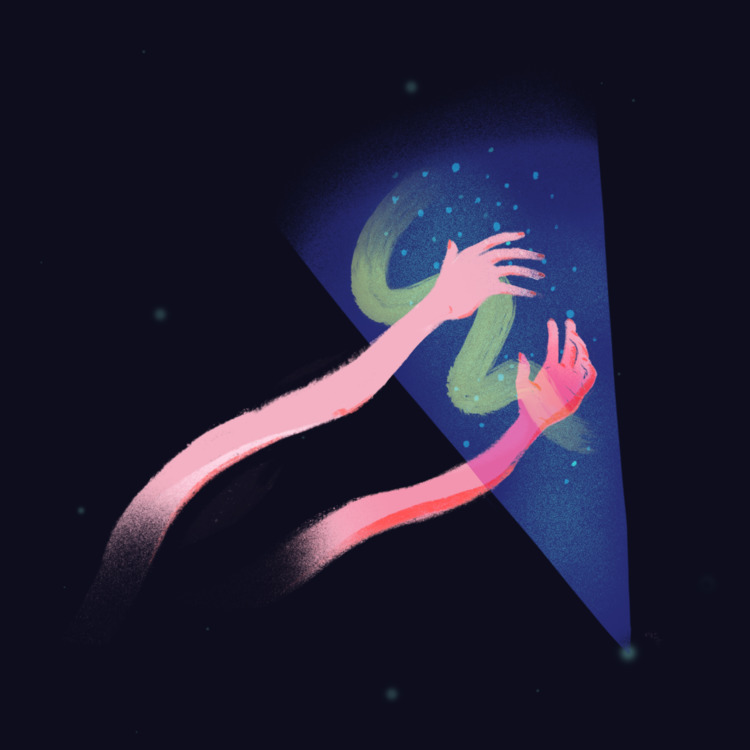 Grasping warmth love depths dar - hollydoodles | ello