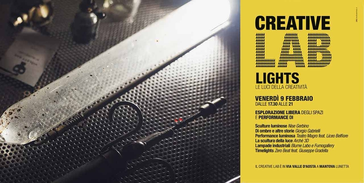 Event! light creativity Creativ - fumogallery | ello