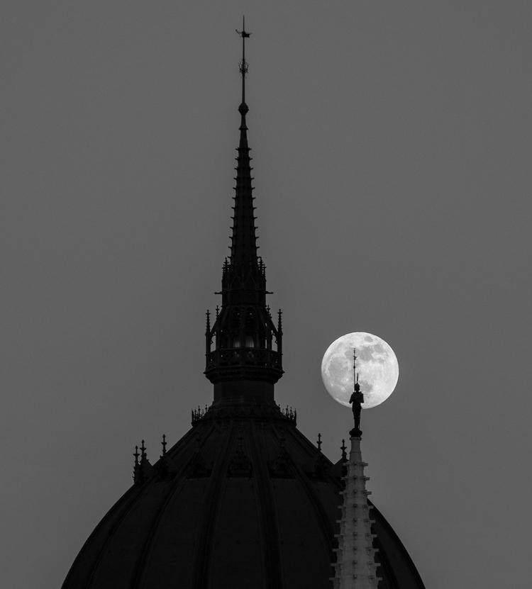 Luna. Budapest | January 2018 - photography - solublemania | ello